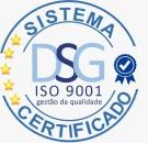 Selo de Gestão de Qualidade - ISO9001 - 2008