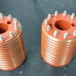 Anel coletor para gerador eólico